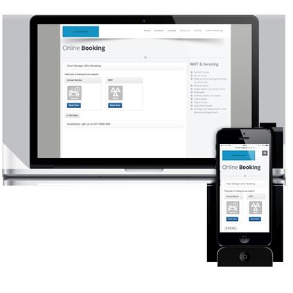 MOT & Service Online Booking