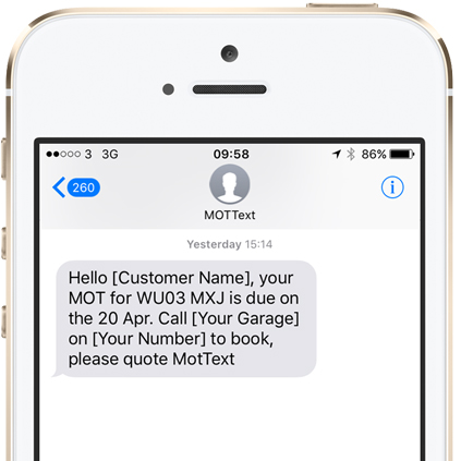 Personalised Messaging