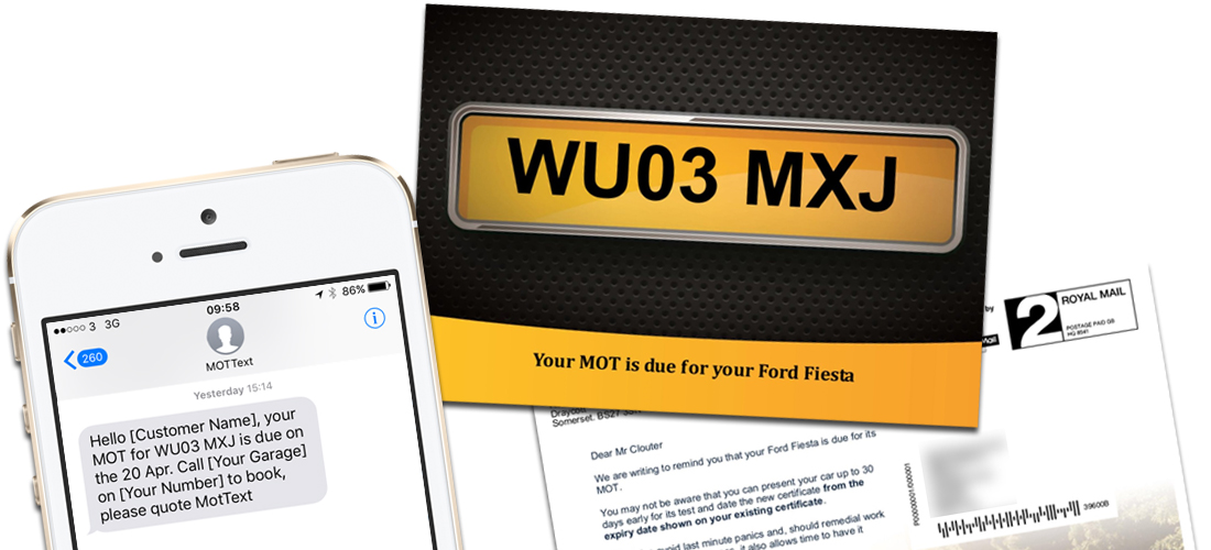 MOT and Service Reminders